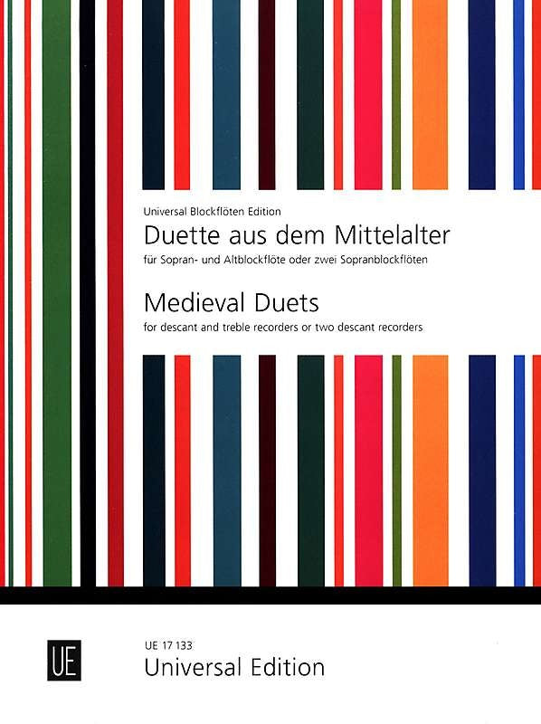 Various: Medieval Duets for 2 Recorders