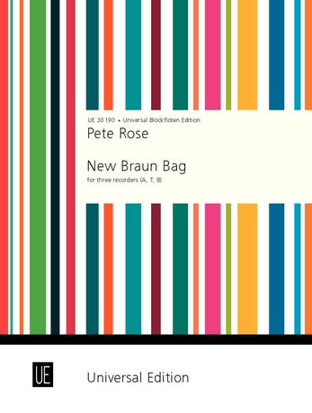 Rose: New Braun Bag for Recorder Trio