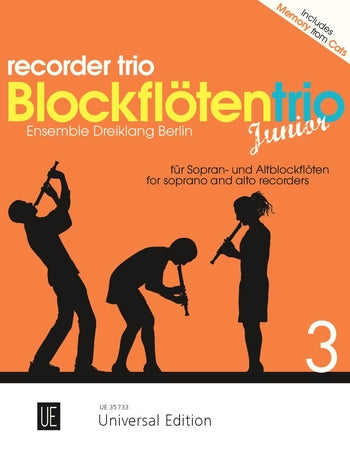 Various: Recorder Trio Junior - Volume 3