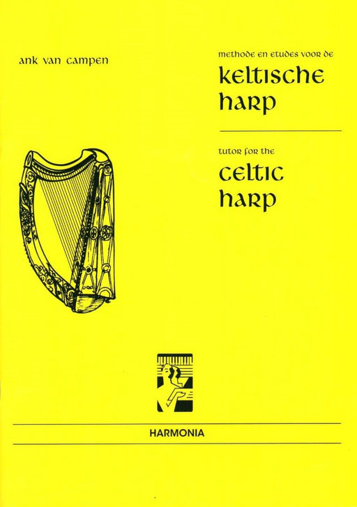 van Campen: Tutor for the Celtic Harp, Vol. 1
