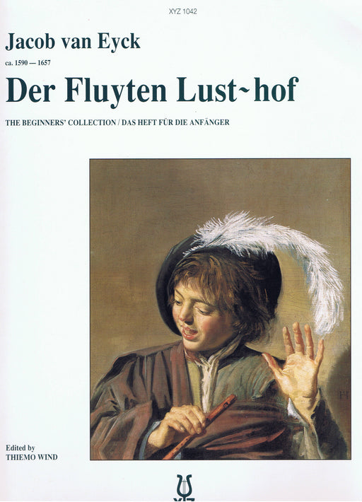 van Eyck: Der Fluyten Lust-Hof - The Beginner's Collection