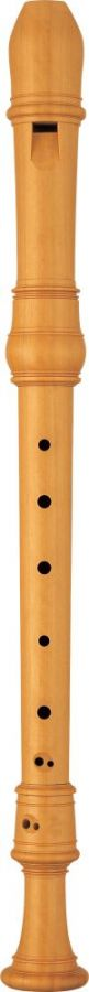 Yamaha YRA801 Treble (Alto) Recorder Castello Boxwood