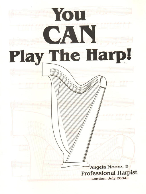 Schultz: You Can Play The Harp