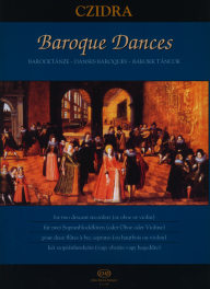 Various: Baroque Dances for Descant Recorder Duet