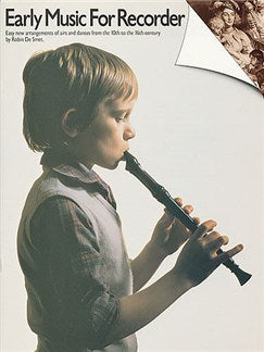 Early Music for Soprano Recorder