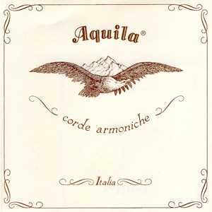 Aquila Bass Viol 3rd/E String in Medium Gauge 120HV