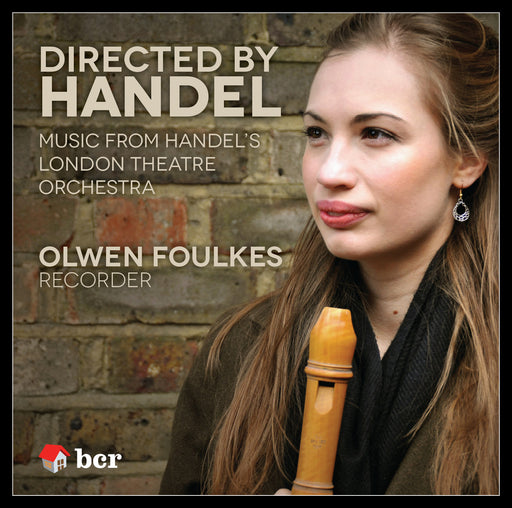Olwen Foulkes: Directed by Handel CD