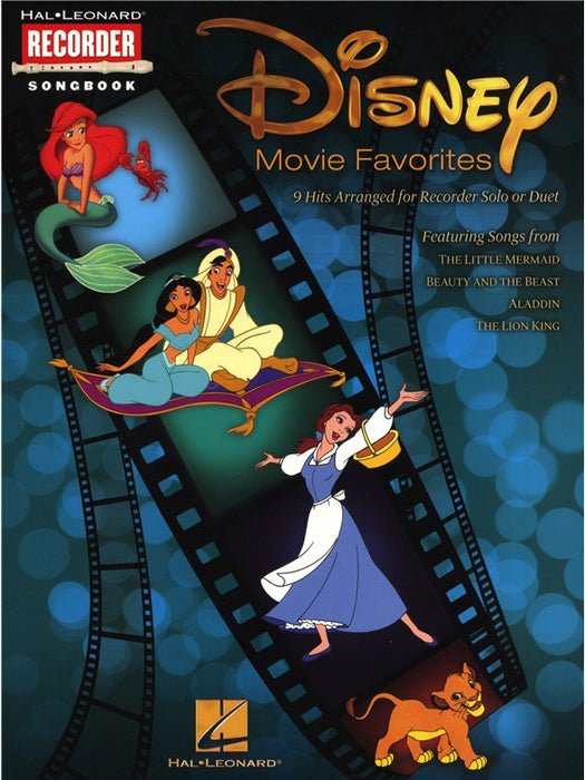 Various: Disney Movie Favourites for Recorder