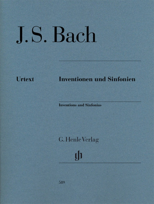Bach: Inventions and Sinfonias