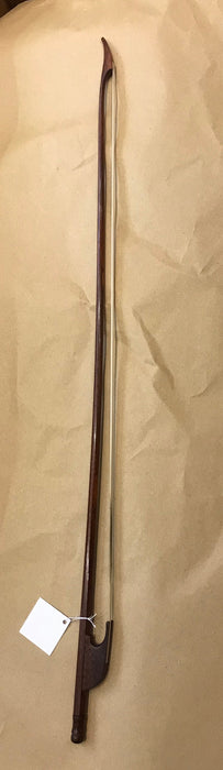 1032L - Bass Viol bow made by Solange Chivas
