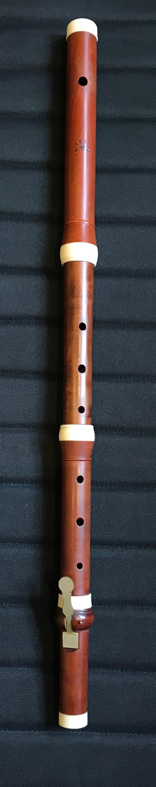 1153L Polak Flute after Beukers, a=415 and 408