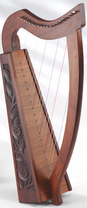 EMS 19 String Knee Harp Kit
