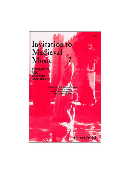 Various: Invitation to Medieval Music - Book 7