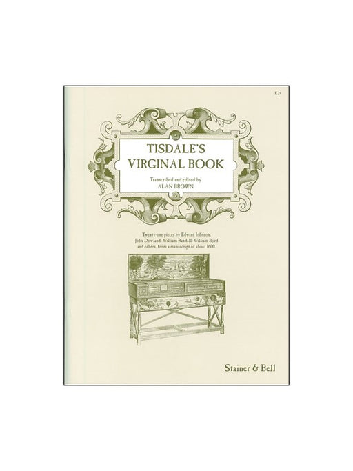 Various: Tisdale's Virginal Book