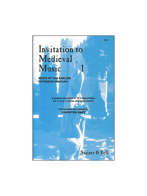 Various: Invitation to Medieval Music - Book 1