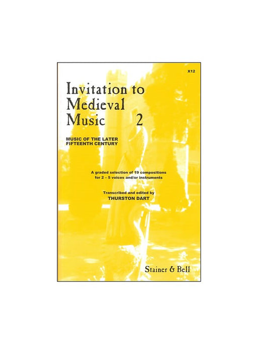Various: Invitation to Medieval Music - Book 2