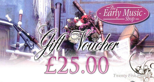 EMS Gift Voucher £25.00 - for use in store only