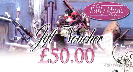 EMS Gift Voucher £50.00 - for use in store only