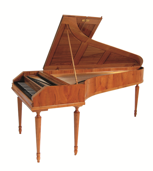 Fortepiano after J. A. Stein by Paul McNulty
