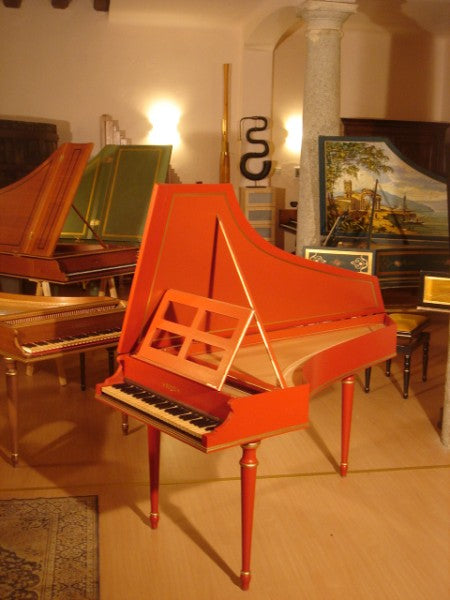 Bizzi Studio 2 Harpsichord Kit 2x8' stop - for home assembly