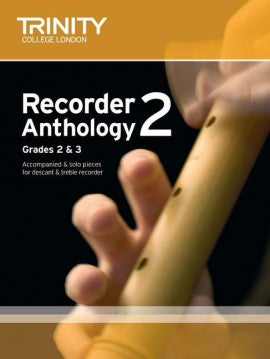 Trinity Recorder Anthology 2 - Grades 2 & 3
