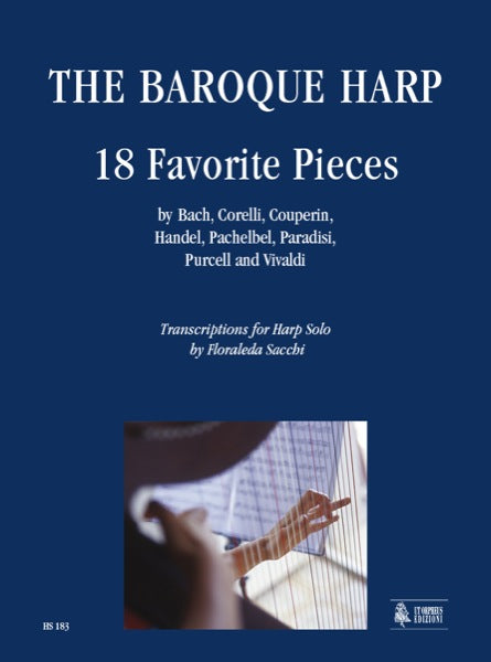 Various: The Baroque Harp