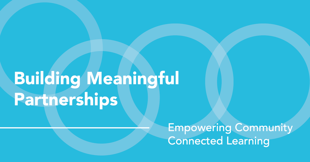 Building Meaningful Partnerships
