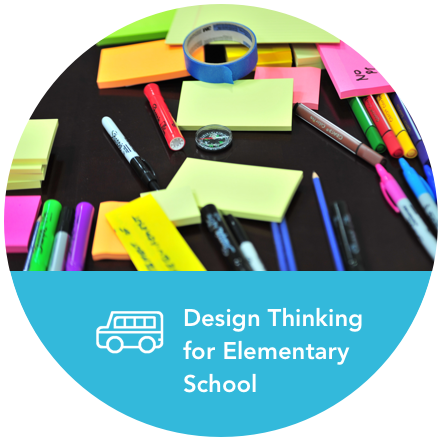 Design Thinking for Elementary School