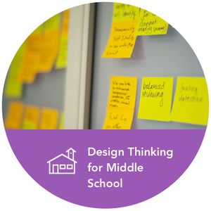 Design Thinking for Middle School