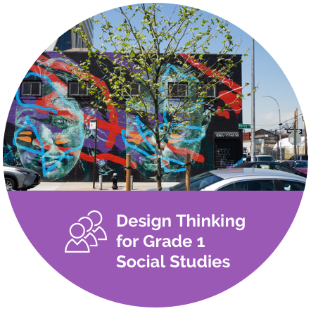 Design Thinking for Grade 1 Social Studies