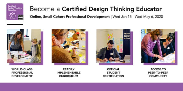 Certified Design Thinking Educator