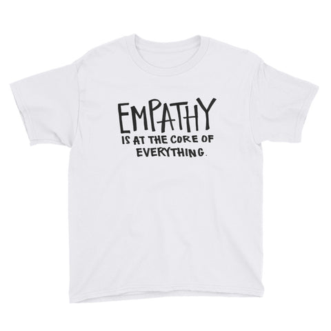 Empathy Youth Short Sleeve T-Shirt