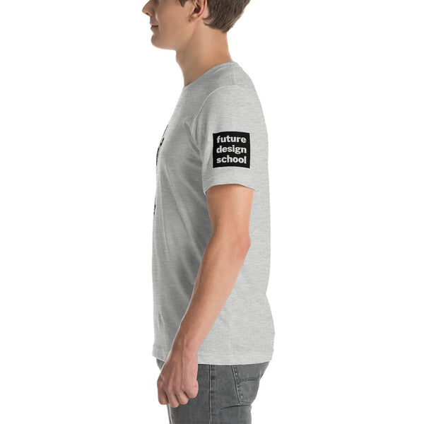 Make the Future Short-Sleeve Unisex T-Shirt