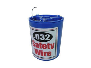 Safety wire .032 wire size, 1 lb.