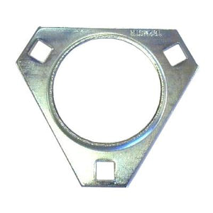 "Steel Flangette for 1.0"" Axle Bearing"