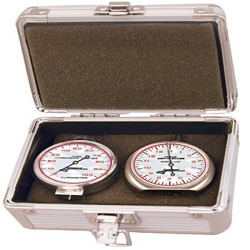 Durometer & Tread Depth Gauge