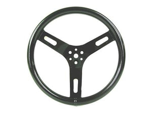 "Aluminum Wheel 14"" (Black)"