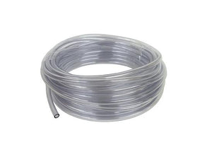 "1/4"" ID x 1/2"" OD x 10 Foot clear fuel line."