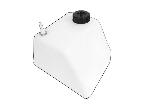 G-Man Fuel Tank (4qt) - Floor Mount