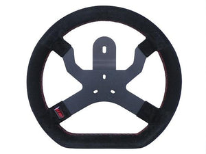 Aim Mychron 5 Steering Wheel-3Hole Mount Black