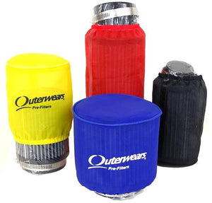 "Outerwears Pre-Filter For 3.5"" x 8"" air filter"
