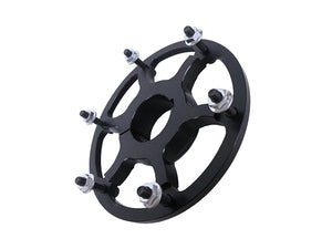 40mm Sprocket Hub (Black)