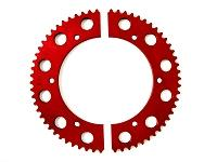 R.L.V. #35 pitch split gear sprocket