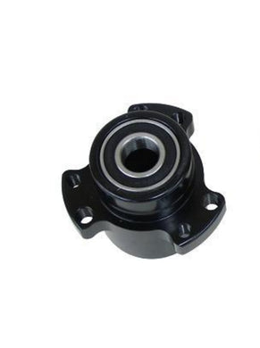 Stepped Front Hub - BLACK