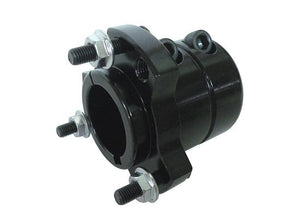 "1 1/4"" Rear Wheel Hub - EXTENDED (Black) with Keyway"