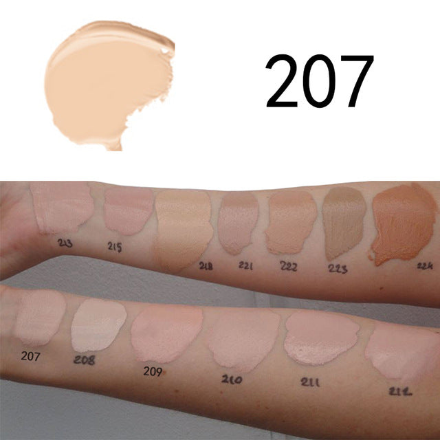 100%Original Dermacol  Make up Cover 30g Primer Concealer Base Professional Face Dermacol Makeup Foundation Contour Palette Base