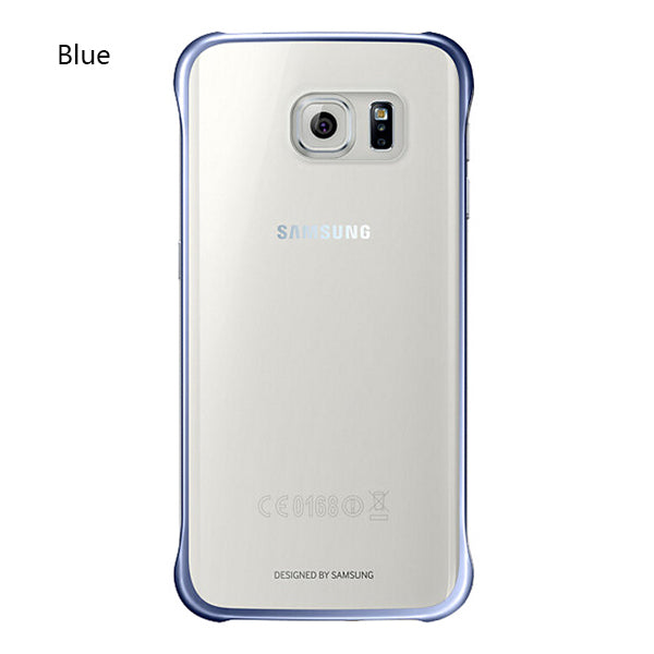 100% Original Samsung S7 S7 Edge Case Transparent protective shell Ultra Slim Back Protective Case for samsung s7  Clear Cover