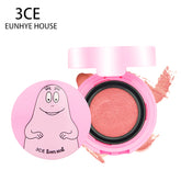 3CE Eunhye House Makeup Air Cushion Blush High Quality Face Blusher Bronzer Makeup Mineralizes Cheek Smooth Blush Cosmetics