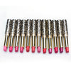 12pcs/lot Miss Rose Brand Makeup Sexy Matte Lip Kit Women Lipstick Long Lasting Waterproof Red Velvet Matte Nude Lipstick Pencil