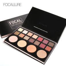 Eye Shadow Pigment Cosmetics Long Lasting Mineral Powder Face Eyes Brighten Brand Highlighter Eyeshadow Makeup Palette